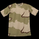 Code V Camouflage T-Shirt